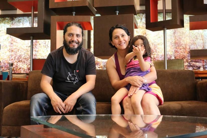 Tania y Jose Luis